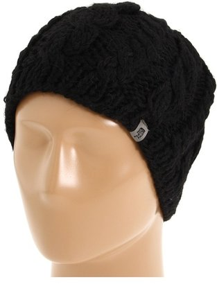 The North Face Cable Fish Beanie (TNF Black) - Hats