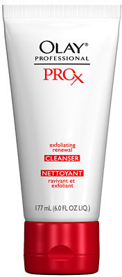 Olay Professional ProX Exfoliating Renewal Facial Cleanser Fragrance-Free