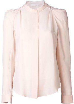 Chloé crepe de chine blouse