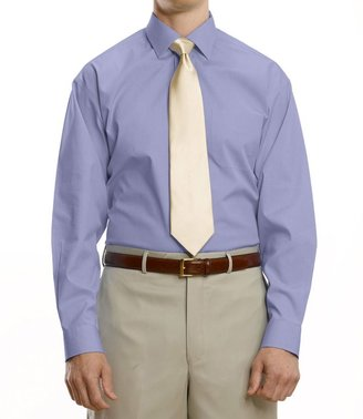 Oxford Pinpoint Spread Collar Dress Shirt Big or Tall