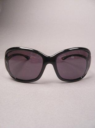 "Tom Ford Jennifer 199"" Sunglasses - Black"
