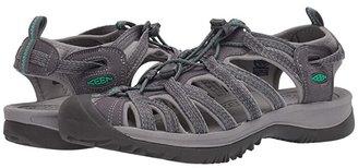 Keen Whisper (Black/Magnet) Women's Sandals