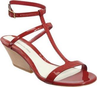 Roberto Del Carlo Halter T-Strap Sandal