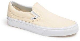 Women's Vans 'Classic' Slip-On $49.95 thestylecure.com