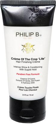"""Philip B Creme Of The Crop Hair Finishing Creme Paraben Free """"Lite"""" Formula"""