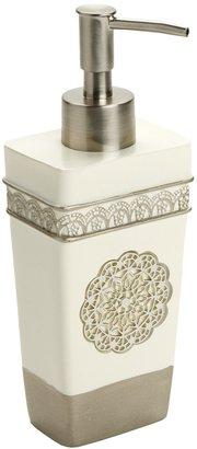 Avanti Linens Patria Lotion Dispenser - Bathroom Collection
