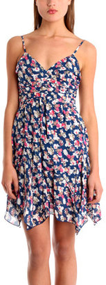 Charlotte Ronson Tiered Tank Dress