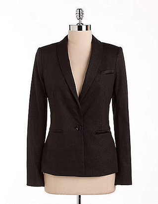GUESS Meg Metallic Blazer