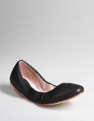 Bloch Arabian Ballerina Leather Flats