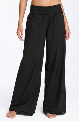 Women's Hard Tail Voile Pants $92 thestylecure.com