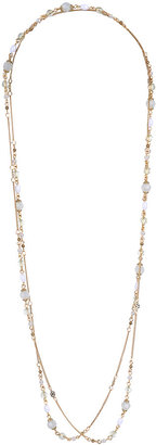 Forever 21 Demure Bead Chain Necklace