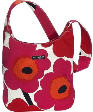 Marimekko Red and White Bag.