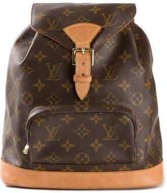Louis Vuitton Vintage monogrammed back pack