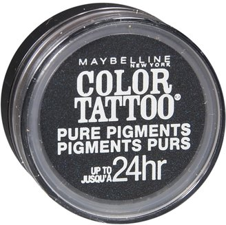 Maybelline Color Tattoo Pure Pigments Loose Powder Black Mystery