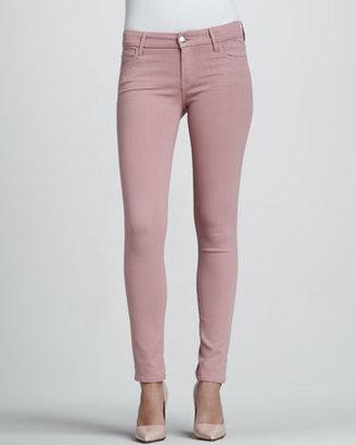 Koral Rose Coated Skinny Jeans