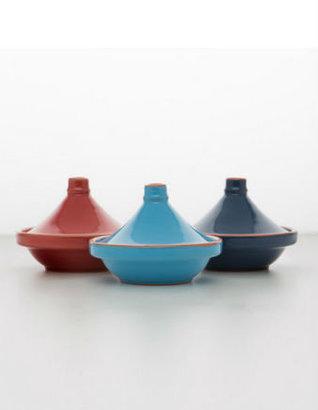 Vue Terracotta Mini Tagine Set of 3