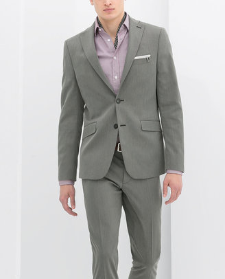 Zara Grey Suit