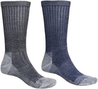 Wrangler Ultra-Dri Crew Socks - 2-Pack (For Men)
