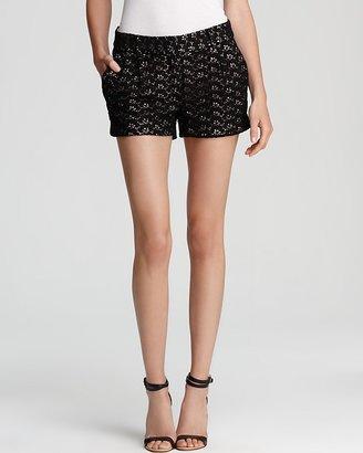 Diane von Furstenberg Shorts - Lucy Acorn Lace