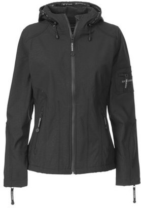 Ilse Jacobsen Hornbaek Raincoat Black