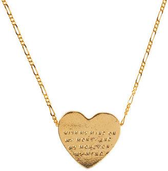Erica Weiner Jewelry Snoop Dogg Necklace