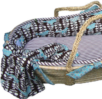 Maddie Boo Moses Basket Casey