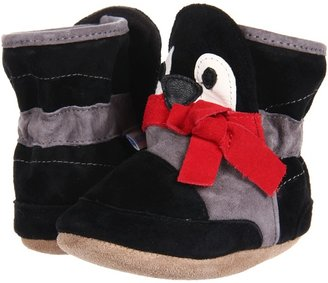 Robeez Peter Penguin Soft Soles Bootie Boys Shoes