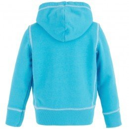 Diesel Turquoise Zip-Through Sweatshirt