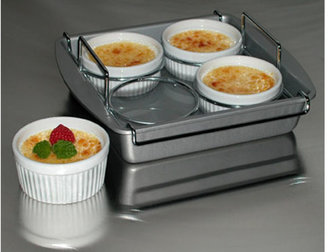 Chicago Metallic 6-pc. Commercial Creme Brulee Set