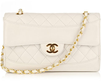 Chanel Quilted small-logo bag