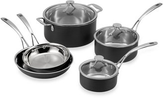 Tyler Florence Steel Clad 8-Piece Cookware Set and Open Stock