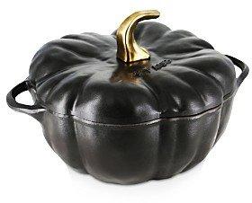 Staub 3.5-Quart Pumpkin Cocotte