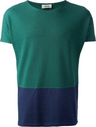 Vidur bi-colour t-shirt
