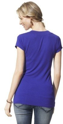 Mossimo Women's Dressy Tee - Assorted Colors