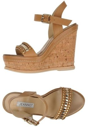 Jeannot Wedge