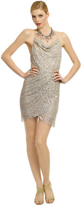 Haute Hippie Lucky For You Lace Dress