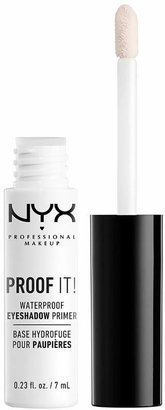 Nyx Cosmetics Proof It Eyeshadow Primer Transparent $6.99 thestylecure.com