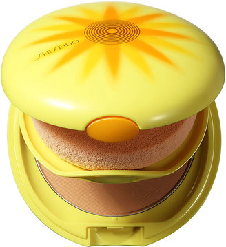 Shiseido Limited Edition Sun Protection Compact Foundation Case