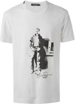 Dolce & Gabbana James Dean t-shirt