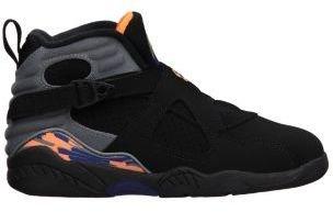Nike Jordan Retro 8 10.5c-3y Pre-School Boys' Shoes