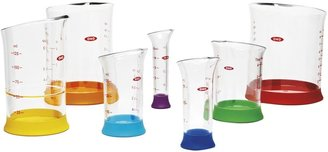 OXO Good Grips 7-pc Liquid Measuring Beaker Set - Blister Card