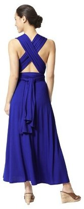 Mossimo Womens Multi Wrap Maxi Dress - Assorted Colors