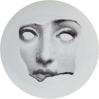 Fornasetti Theme & Variations Decorative Plate #064