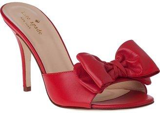 Kate Spade Selena Slide Sandal Pink Multi Fabric