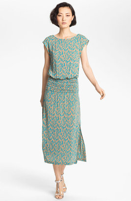 Tracy Reese Square Back Jersey Dress