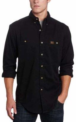 Wrangler Men's Big-Tall Logger Shirt