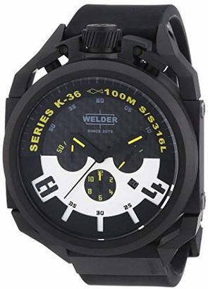 Welder Unisex 2402 K36 Oversize Chronograph Watch