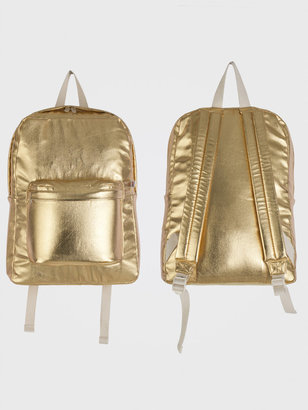 American Apparel Lame Denim School Bag