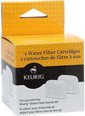 Keurig 2-pack Water Filter Cartridges