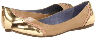 Tommy Hilfiger Civiane (Ambra/Oro/Rose) - Footwear